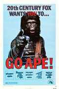 "Movie Posters:Science Fiction, Go Ape! (20th Century Fox, R-1974). One Sheet (27"" X 41"").. ..."