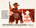 """Movie Posters:Western, A Fistful of Dollars (United Artists, 1967). Half Sheet (22"""" X28"""").. ..."""