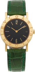 Estate Jewelry:Watches, Bvlgari Lady's Gold Watch. ...