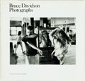Books:Photography, Bruce Davidson. SIGNED. Photographs. [New York]: Agrinde, [1978]. Assumed first edition. Signed by the photographe...