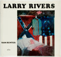 Books:Art & Architecture, Larry Rivers. Text by Sam Hunter. New York: Harry N. Abrams, [n.d. 1970-1971]. With 52 color illustrations tipped in. Ob...