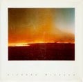 Books:Photography, Richard Misrach. Photographs 1975-1987. [Gallery Min, 1988]. First edition. Quarto. Publisher's printed wrappers. Pa...