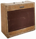 Musical Instruments:Amplifiers, PA, & Effects, 1954 Fender Pro Amp Tweed Guitar Amplifier, #4733....