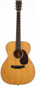 Musical Instruments:Acoustic Guitars, 1941 Martin 000-18 Natural Acoustic Guitar, #76011....