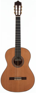 Musical Instruments:Acoustic Guitars, 2005 Jose Ramirez 4E Natural Classical Guitar, #N/A....
