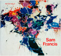Books:Art & Architecture, Sam Francis. Text by Peter Selz. New York: Harry N. Abrams, 1975. First edition. Quarto. Publisher's cloth and original ...