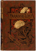 Books:Literature Pre-1900, John Milton. Paradise Lost. Chicago: Belford, Clarke,[n.d.]. Original cloth binding. Front hinge broken at title pa...