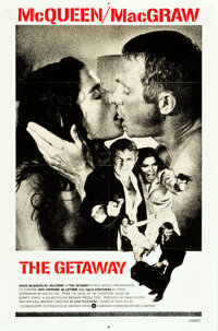 "The Getaway (Warner Brothers, 1972). International One Sheet (27"" X 41"")"