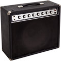 Musical Instruments:Amplifiers, PA, & Effects, 1979 Rickenbacker TR-25 Black Guitar Amplifier, #SD0252....