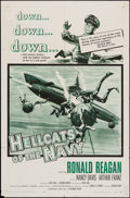 """Movie Posters:War, Hellcats of the Navy (Columbia, 1957). One Sheet (27"""" X 41""""). War....."""