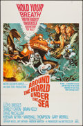"Movie Posters:Adventure, Around the World, Under the Sea & Other Lot (MGM, 1966). OneSheets (2) (27"" X 41"") & Pressbooks (2). Adventure.. ...(Total: 4 Items)"
