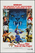 "Movie Posters:Fantasy, Sinbad and the Eye of the Tiger (Columbia, 1977). One Sheet (27"" X 41""). Fantasy.. ..."