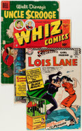 Golden Age (1938-1955):Miscellaneous, Golden to Silver Age Miscellaneous Comics Short Box Group (Various Publishers, 1940s-60s) Condition: Average FR....