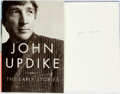 Books:Literature 1900-up, John Updike. SIGNED. The Early Stories 1953-1975. New York:Knopf, 2003. First edition. Signed by the author. Pu...