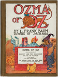 Books:Children's Books, L. Frank Baum. Ozma of Oz. Chicago: Reilly & Lee, [1907,but actually ca. 1923]. Illustrated by John R. Neil. Later ...