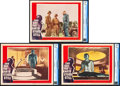 """Movie Posters:Science Fiction, The Day the Earth Stood Still (20th Century Fox, 1951). CGC GradedLobby Cards (3) (11"""" X 14"""").. ... (Total: 3 Items)"""