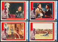 "Movie Posters:Science Fiction, The Day the Earth Stood Still (20th Century Fox, 1951). CGC GradedLobby Cards (4) (11"" X 14"").. ... (Total: 4 Items)"