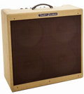 Musical Instruments:Amplifiers, PA, & Effects, 1998 Fender '59 Bassman Tweed Guitar Amplifier, #AA08933....