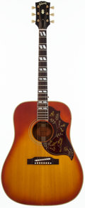 Musical Instruments:Acoustic Guitars, 1965 Gibson Hummingbird Sunburst Acoustic Guitar, #361684. ...