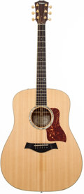 Musical Instruments:Acoustic Guitars, 2009 Taylor DN-5 Natural Acoustic Guitar, #20090112137....