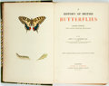 Books:Natural History Books & Prints, F.O. Morris. A History of British Butterflies. London: JohnC. Nimmo, 1895. With 79 hand-colored plates. Half cloth ...