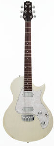 Musical Instruments:Electric Guitars, 2007 Taylor SB Blonde Solid Body Electric Guitar, #20071107920....