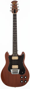 Musical Instruments:Electric Guitars, 1979 Ovation Preacher Natural Solid Body Electric Guitar,#E17840....