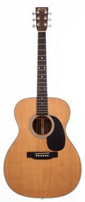 Musical Instruments:Acoustic Guitars, 2005 Martin 000-28 Natural Acoustic Guitar, #1078442....