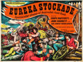 "Movie Posters:Drama, Eureka Stockade (GFD, 1949). British Quad (30"" X 40"").. ..."