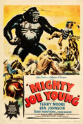 """Movie Posters:Horror, Mighty Joe Young (RKO, 1949). One Sheet (27.25"""" X 41"""") Style A.. ..."""