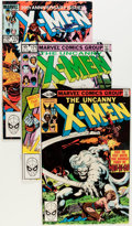 Modern Age (1980-Present):Superhero, X-Men Group (Marvel, 1980-85) Condition: Average VF/NM.... (Total:22 Comic Books)
