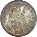 Seated Dollars, 1860-O $1 MS63 PCGS....