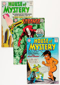 Silver Age (1956-1969):Horror, House of Mystery/Strange Adventures Group (DC, 1964-68) Condition:Average FN-.... (Total: 18 Comic Books)