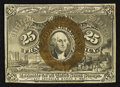 Fractional Currency:Second Issue, Fr. 1284 25¢ Second Issue Choice About New.. ...