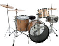 Musical Instruments:Drums & Percussion, 1966/1967 Ludwig Champagne Sparkle Drum Kit. ...