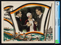 "Movie Posters:Comedy, For the Love of Mike (First National, 1927). CGC Graded Lobby Card(11"" X 14"").. ..."