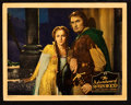 "Movie Posters:Swashbuckler, The Adventures of Robin Hood (Warner Brothers, 1938). Lobby Card (11"" X 14"").. ..."