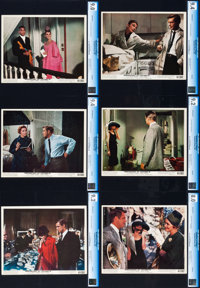"""Breakfast at Tiffany's (Paramount, 1961). CGC Graded Color Photo Set of 12 (8"""" X 10""""). ... (Total: 12 Items)"""