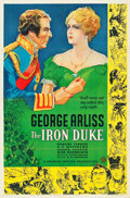 "Movie Posters:Drama, The Iron Duke (Gaumont British, 1934). One Sheet (27"" X 41"").. ..."