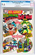 Silver Age (1956-1969):Superhero, World's Finest Comics #161 Don/Maggie Thompson Collection pedigree (DC, 1966) CGC NM+ 9.6 Off-white to white pages....