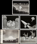 """Movie Posters:Animation, Rod Rocket & Other Lot (Filmation, 1963). Photos (26) (8"""" X10"""") & Keybook Photo (8"""" X 11""""). Animation.. ... (Total: 27Items)"""