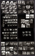 """Movie Posters:James Bond, From Russia with Love (United Artists, 1964). Contact Proof Sheets (29) (8"""" X 10"""").. ... (Total: 29 Item)"""