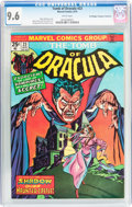 Bronze Age (1970-1979):Horror, Tomb of Dracula #23 Don/Maggie Thompson Collection pedigree(Marvel, 1974) CGC NM+ 9.6 White pages....