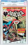 Bronze Age (1970-1979):Horror, Tomb of Dracula #32 Don/Maggie Thompson Collection pedigree(Marvel, 1975) CGC NM+ 9.6 White pages....