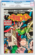 Bronze Age (1970-1979):Horror, Tomb of Dracula #33 Don/Maggie Thompson Collection pedigree(Marvel, 1975) CGC NM+ 9.6 White pages....