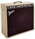 Musical Instruments:Amplifiers, PA, & Effects, 2000 Fender Vibro-King Blonde Guitar Amplifier, #2667....