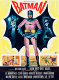 "Movie Posters:Action, Batman (20th Century Fox, 1966). French Grande (45.5"" X 62"").. ..."