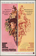 """Movie Posters:War, None But the Brave & Others Lot (Warner Brothers, 1965). OneSheets (3) (27"""" X 41""""). War.. ... (Total: 3 Items)"""