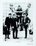 Books:Prints & Leaves, [The Beatles]. Dezo Hoffmann. Photographic Reprint of a GroupPortrait of The Beatles. Taken in 1964 and published in Septem...