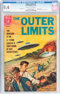 Silver Age (1956-1969):Science Fiction, Outer Limits #5 (Dell, 1965) CGC NM 9.4 Off-white to whitepages....